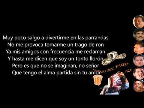 Ay la vida - Diomedes Díaz (Letra)