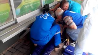 Жителю Саранска стало плохо с сердцем: врач делал массаж сердца около 8 минут