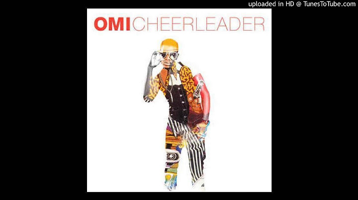 omi  cheerleader official audio