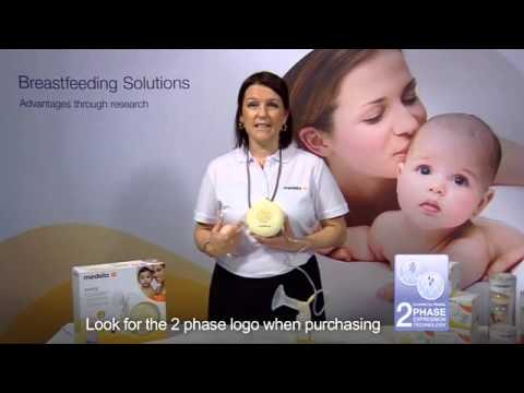 Introduction to your Medela Swing Breastpump - by Medela Australia