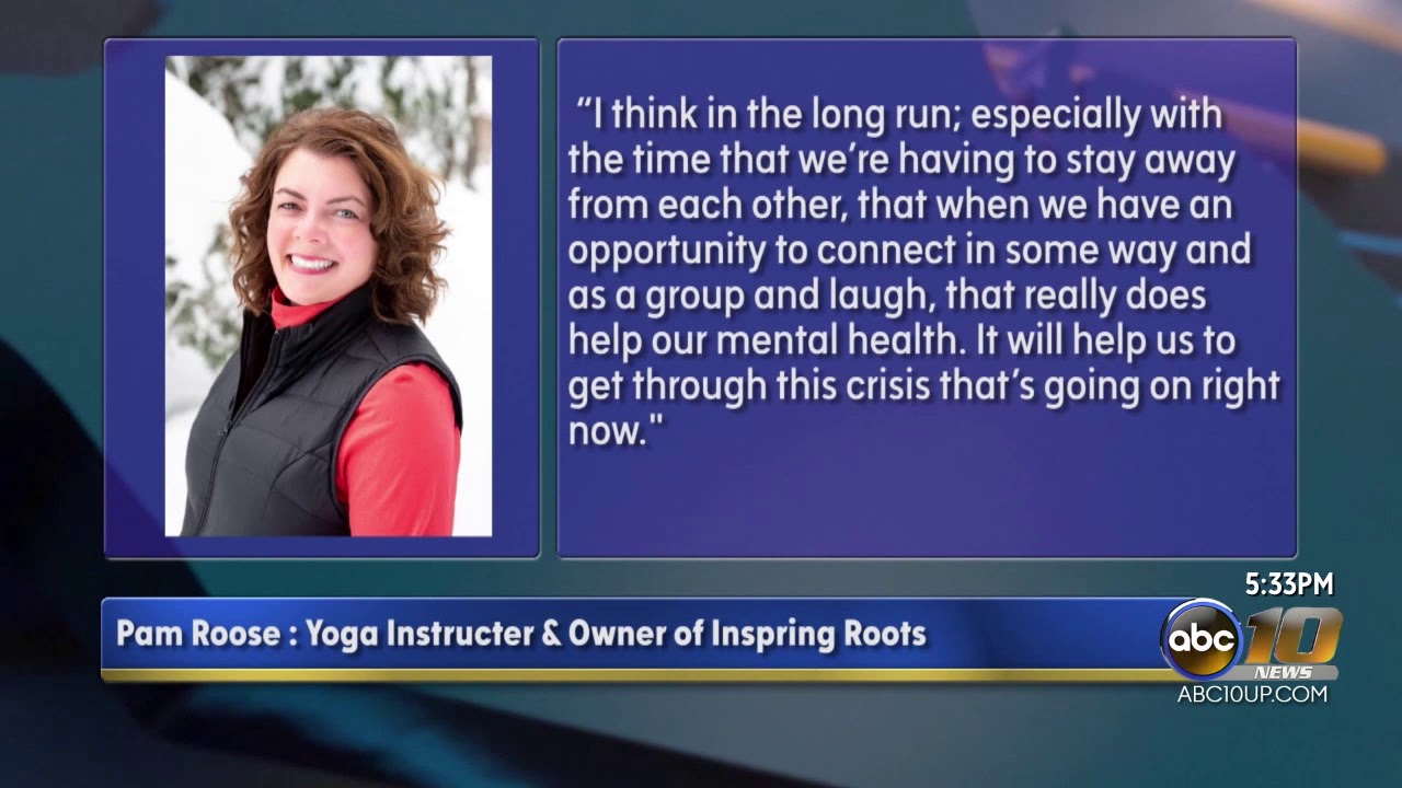 Inspiring Roots Featured on TV 10