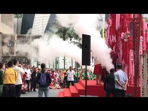 'Visit Pavilion 2018' Lion & Dragon Dance Extravaganza (Malaysia) Opening 2018 世界龙狮节大马站开幕
