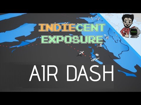 Indiecent Exposure - Air Dash, Airline Tycoon - Time Management Indie Game! - RDTechy