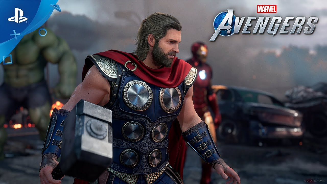 『Marvel's Avengers (アベンジャーズ)』 Embrace Your Powers | PS4