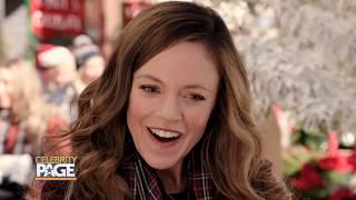 """Check Inn"" To Christmas With Rachel Boston's Latest Hallmark Movie! | Celebrity Page"