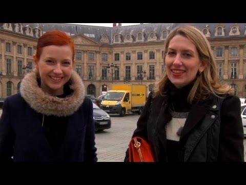 Isabel Marant and Roland Mouret Details | Paris Fashion Week | Fashion Flash