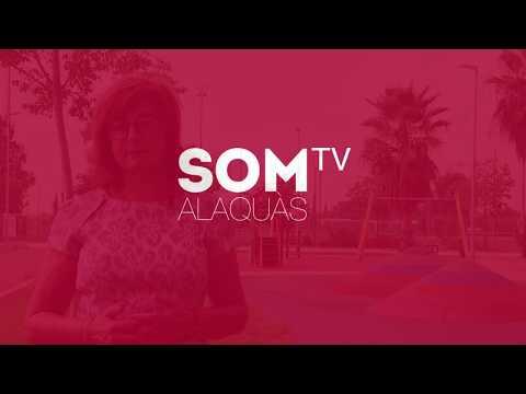 Felicitació Alcaldessa d'Alaquàs-Festes