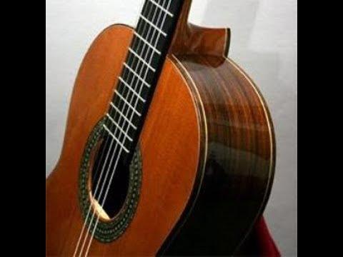 Adagio 974 classical guitar score