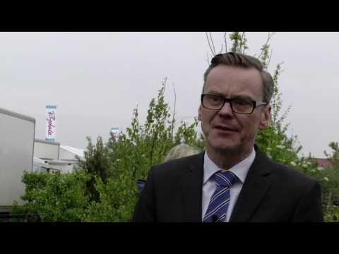 EU trade analyst at Balmoral Show 2017