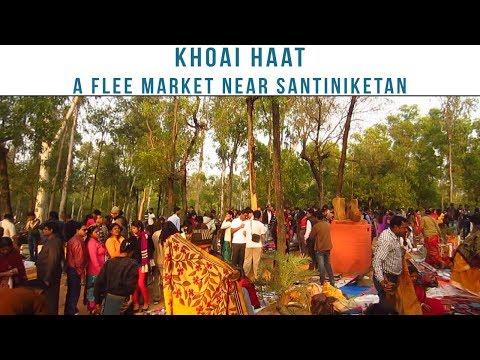 Khoai Haat- A flee Market near Santiniketan