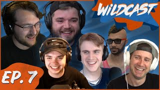 6 YouTubers drinking and talking about gaming, current events, and more! | WILDCAST Ep. 7