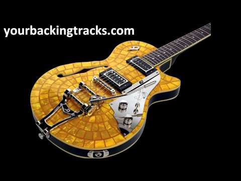 Minor Smooth Jazz Backing Track in Fm / Free Guitar Jam Tracks TCDG