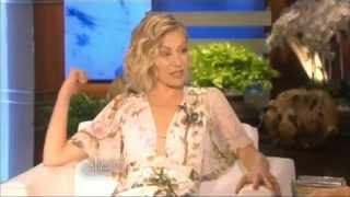 Portia de Rossi on Ellen - Portia is a Dancer & Safari Trip