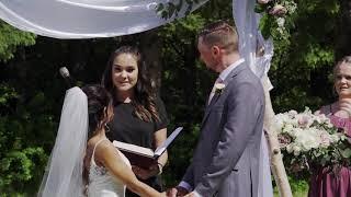 Paige & Allen Wedding Ceremony | J&J Films