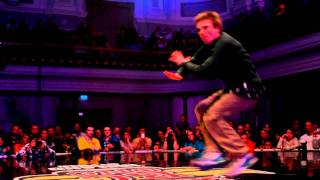 Red Bull BC One Cypher Ireland - Semi Final - HappyFace vs Armstrong