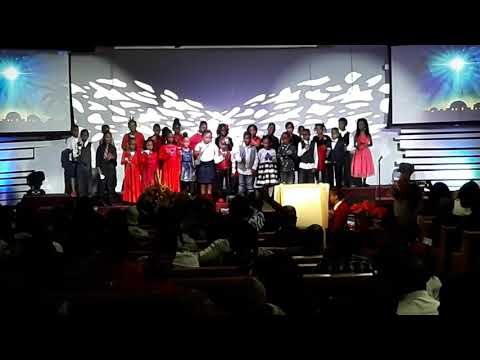 PenTab Academy Bell Chorus @ Christmas Program 2019