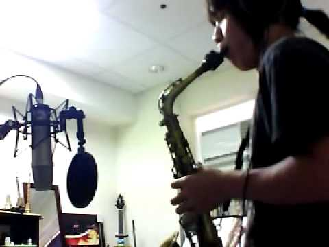 Jason薩克斯風 落雨聲(教學專線0983-738615) - YouTube