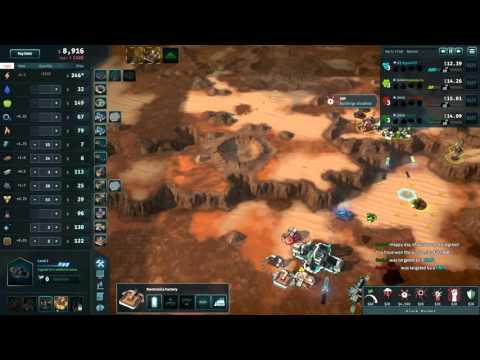 Offworld Trading Company Gameplay Review