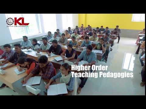 KL UNIVERSITY | Higher Order Teaching Pedagogies