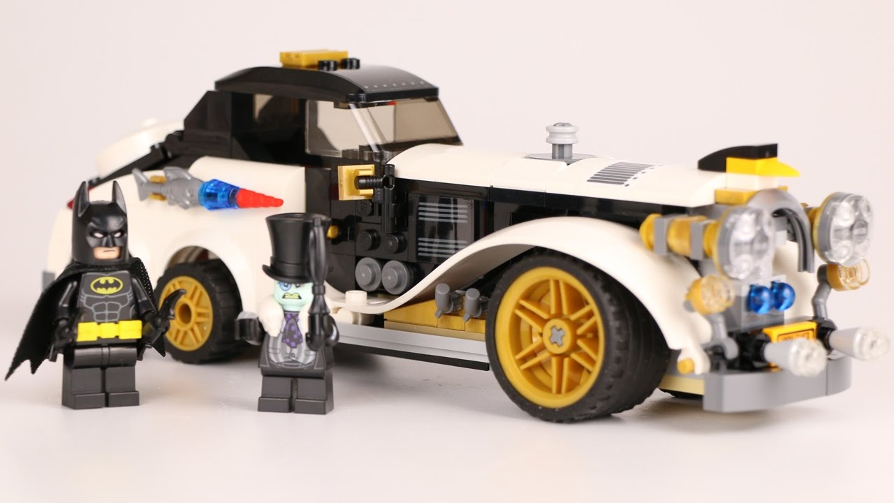 The Lego Batman Movie The Penguin Arctic Roller Im Review 70911 Youtube
