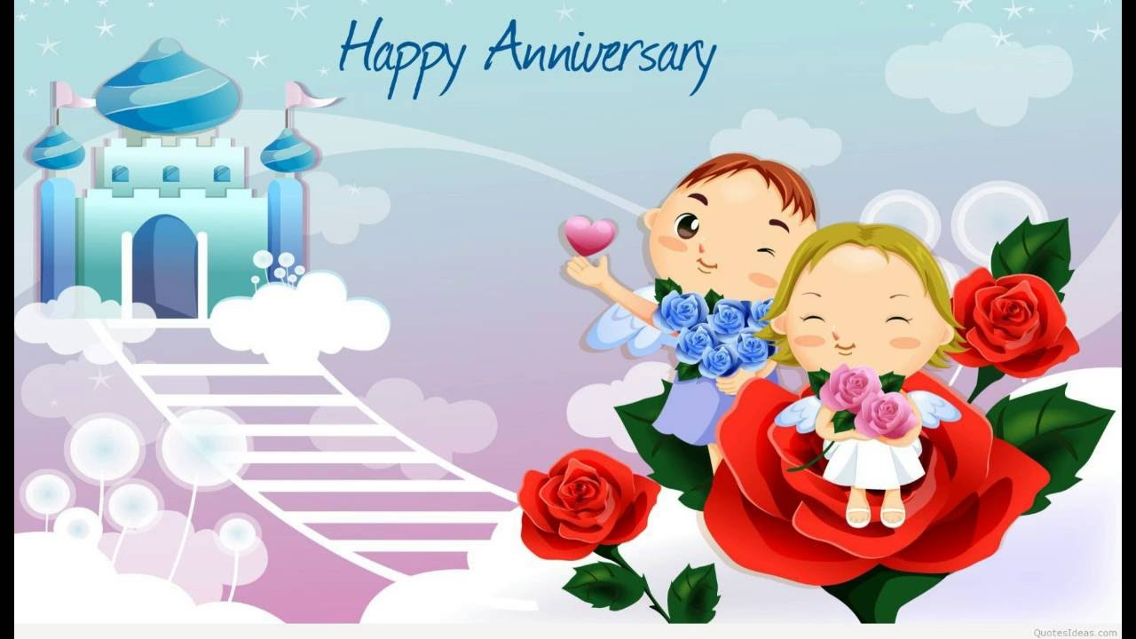 Happy Marriage Anniversary Mom Dad Love You Forever   YouTube