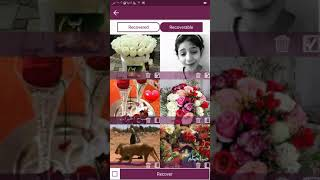 Recover and backup photos apk contacts messages برنامج لاستعادة الصور والملفات والرسائل وجهات الاتصا