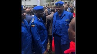 REACTIONS: Kenyans react to new police uniforms