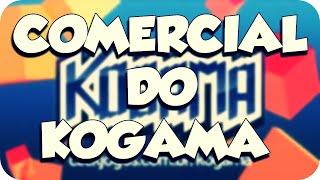 Godenot no comercial do Kogama Clickjogos