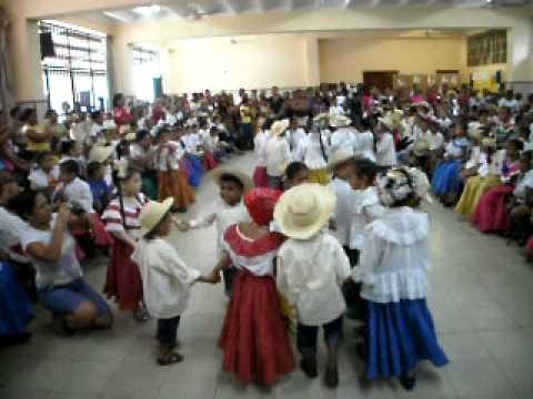 Baile t 205 pico de panam 193 infantil youtube