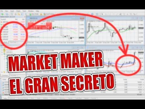 SECRETOS DE TRADER #1: Market Maker, el Gran Secreto