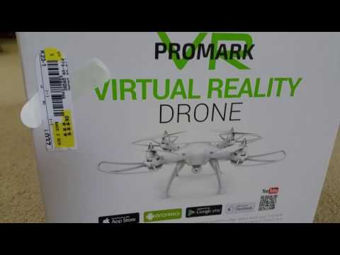 How To Download PROMARK VR Drone App QR Code + Android Google Playstore Full HD 2017