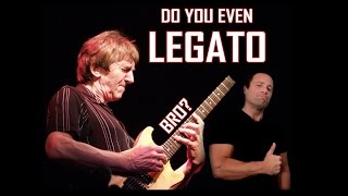 5 Simple Steps To Better Legato Technique - Rick Graham