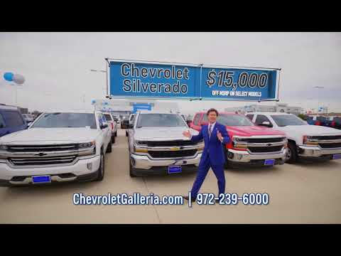 Clay Cooley Chevy >> Test Drive A Silverado Today Clay Cooley Chevrolet Galleria