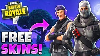 FORTNITE-ECCO HOW TO HAVE 2 SKIN-DELTAPLANO FREE