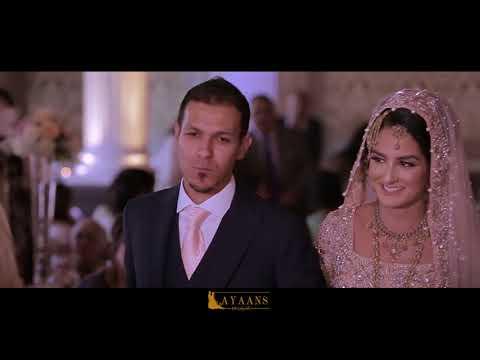 Insta Film-  Fahad & Zara- Pakistani Wedding at The Majestic Hotel in Harrogate by Ayaans Films