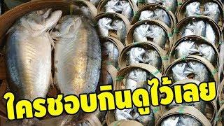 """ใครชอบกินดูไว้! """"ปลาทู"""" ของดีราคาถูก คุณค่าทางโภชนาการสูงกว่าที่คิด!!"""