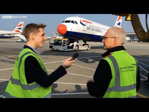 Heart Of Heathrow: Airbus Turnaround