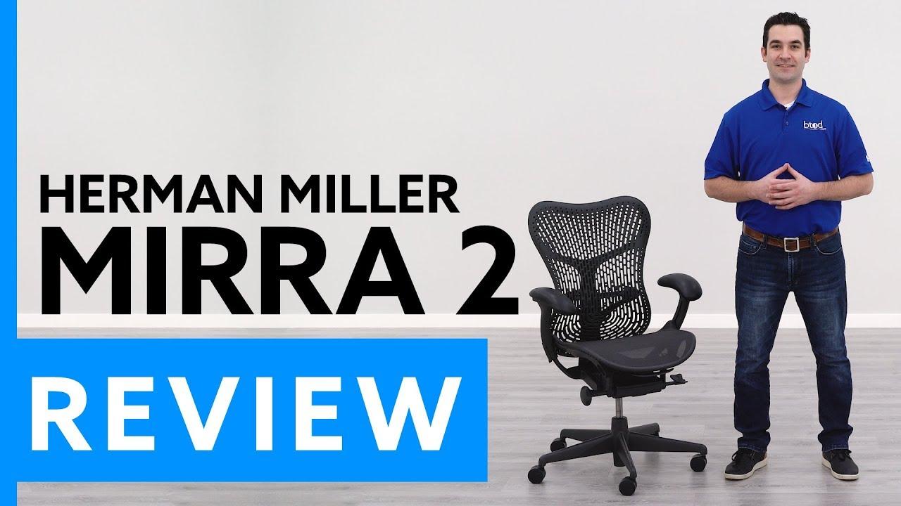 Download Herman Miller Mirra 2 Ergonomic Chair Review