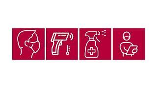 Mesures d'hygiène et consignes de sécurité - Royal Air Maroc