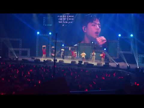 180609 [ENCORE] WAIT FOR ME - IKON PRIVATE STAGE #KOLORFUL