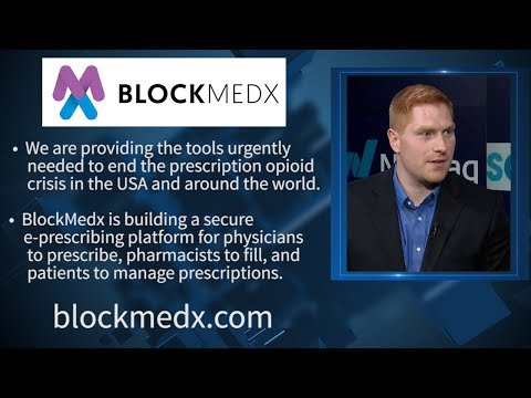 BlockMedX | CEO Michael J. Brunner | Building A Secure E-prescribing Platform