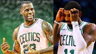 LeBron James Traded to Celtics After Cavs Losing Streak! LeBron James Joins Celtics & Kyrie Irving