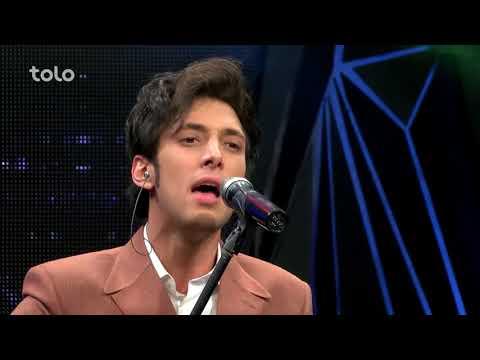 ادیب یوسیفی - فراموشم - مرحلۀ ۷ بهترین / Adib Yousufi - Faramosham - Afghan Star S13 - Top 7