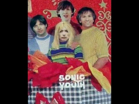 """12 - """"Santa Doesn't Cop Out On Dope"""", Sonic Youth, 1996"""