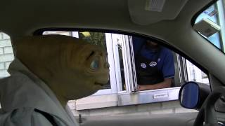 STONE COLD E.T. - Hilarious drive thru WWE(Stone Cold Steve Austin E.T will whoop some ASS and that's the bottom line., 2012-09-19T06:19:39.000Z)