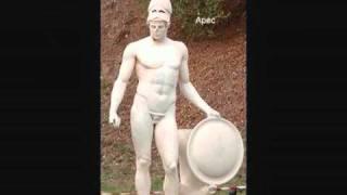 скульптуры древней греции видео