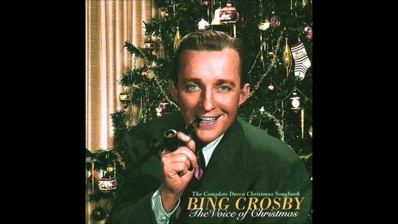 Bing Crosby - I Heard The Bells On Christmas Day - YouTube