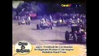 VIDEO HISTORICO FESTIVAL DE LIMITADAS EN TOTORAS 1977 PARTE 1