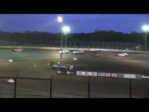 LASALLE SPEEDWAY SPORTSMAN STREET STOCK  HEAT RACE #2