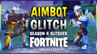 AIMBOT Glitch! Fortnite Xbox One PS4 Fortnite Aiming Tips